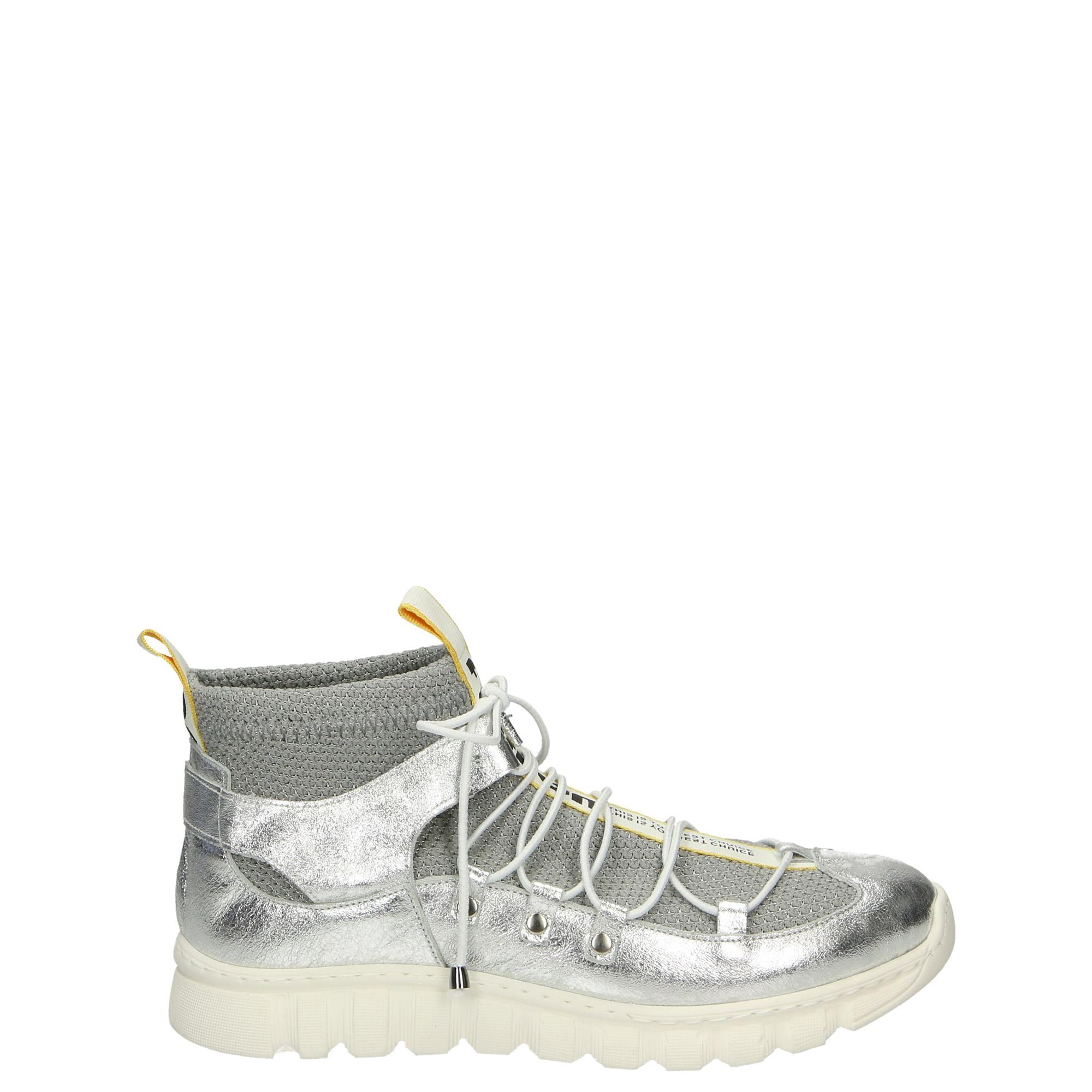f57fec87 buty venezia lekkie sportowe obuwie z cholewką - 022652400 sil - venezia