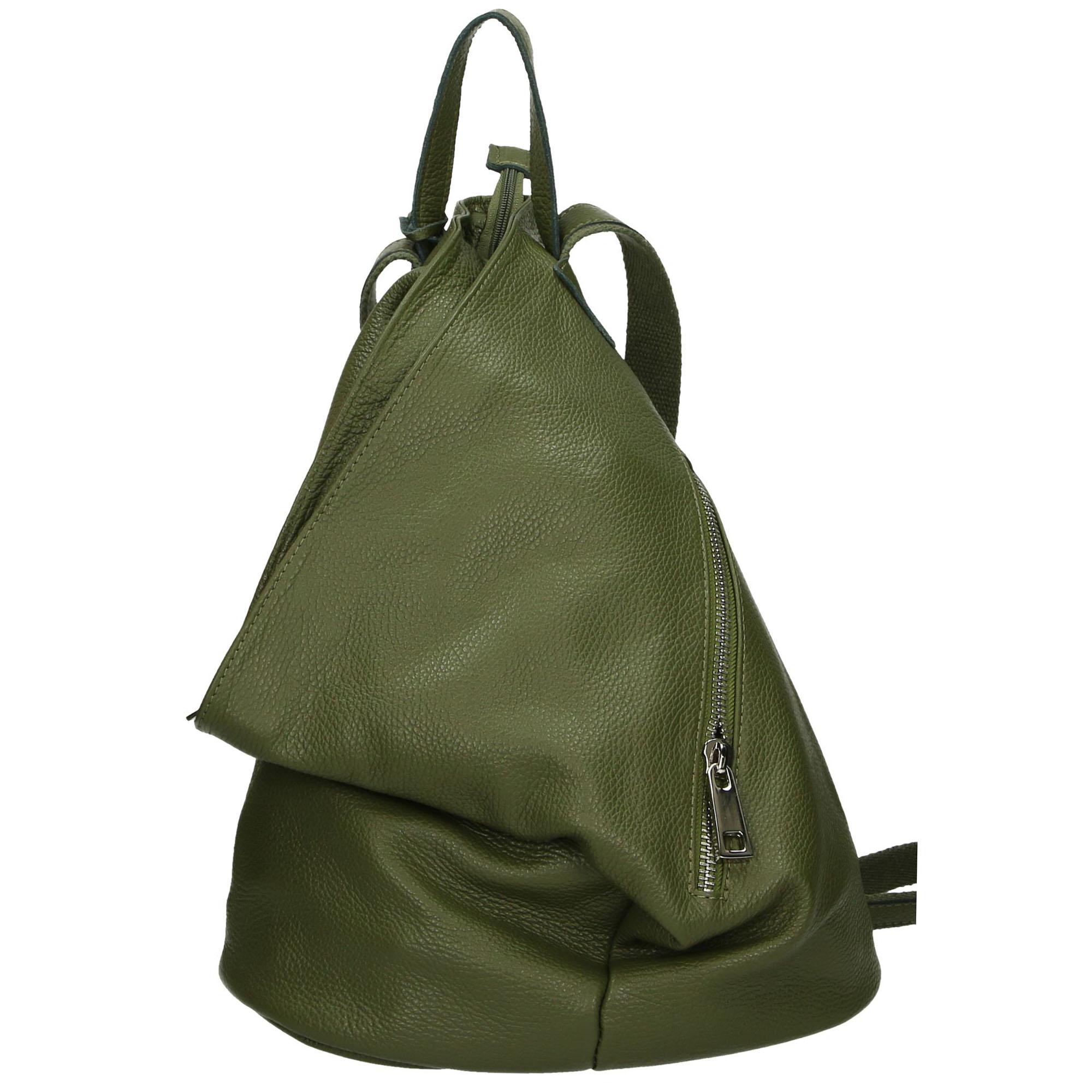 Plecak zielony Venezia