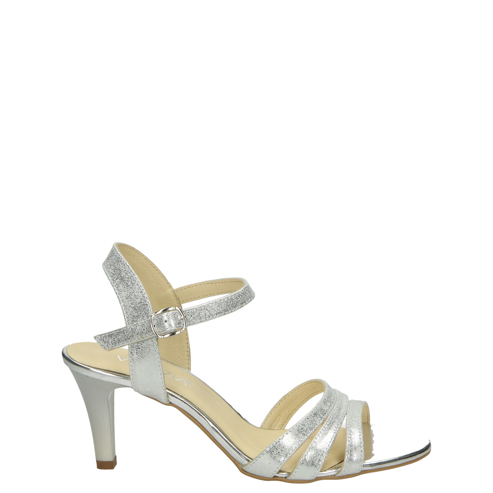 0d5c5200d30 sandały venezia srebrne sandały na obcasie - 203 argent 02 - venezia