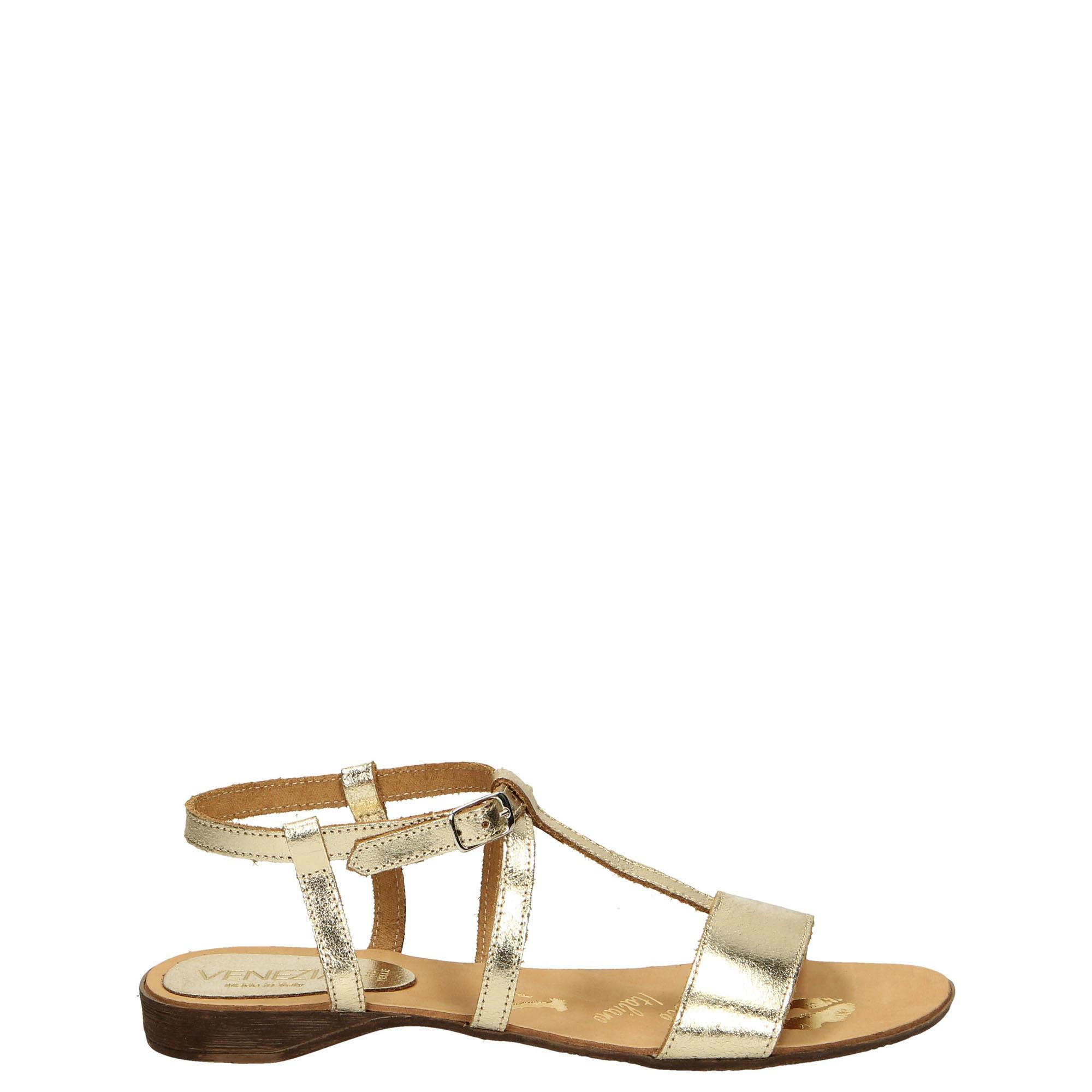 edc1d1bf679b9 sandały, kolekcja lato 2018 venezia sandały - 2695 lam plat - venezia