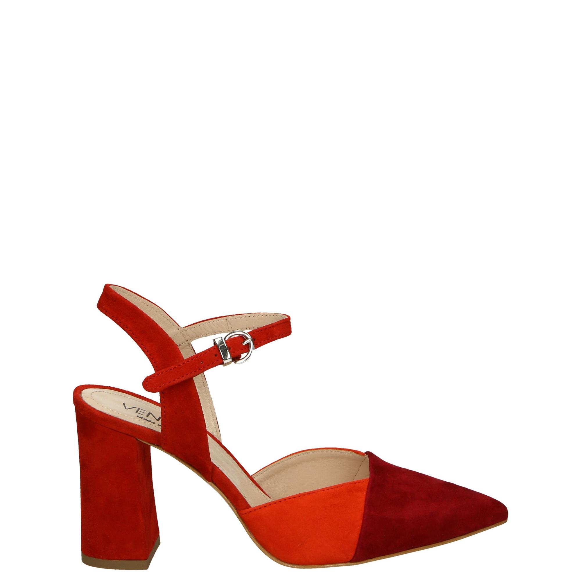 7524a4c2 czółenka, buty - kolekcja wiosenna venezia czółenka - rosa10 ma-c-r -  venezia